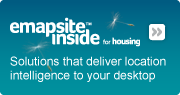 emapsite inside for housing - Solutions that deliver location intelligence to your desktop