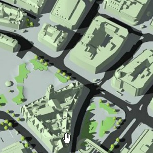 Zmapping 3D City Models - sample image