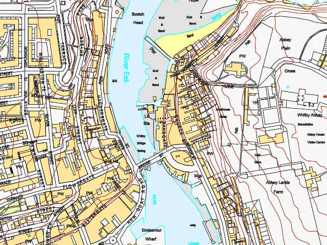 OS VectorMap Local Mapping-Digital-Mapping