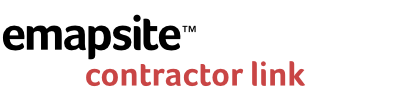 emapsite Contractor Link application logo