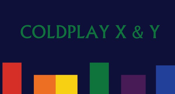 Coldplay X & Y album cover image
