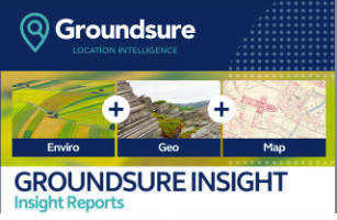 Groundsure Desk Study reports