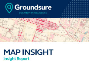 Groundsure MapInsight report